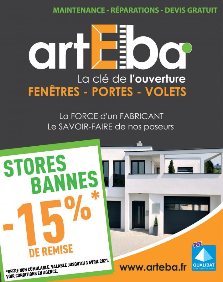 Offre store banne