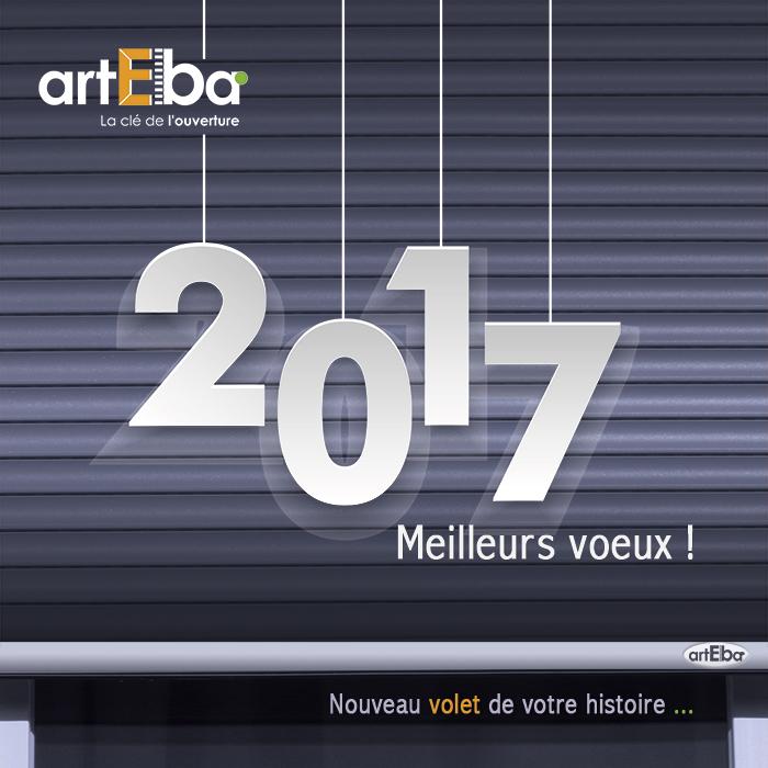 Meilleurs voeux 2017