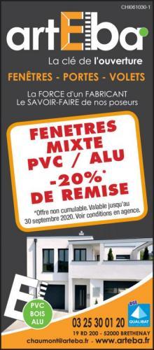 Promotion sur les fenêtres mixtes
