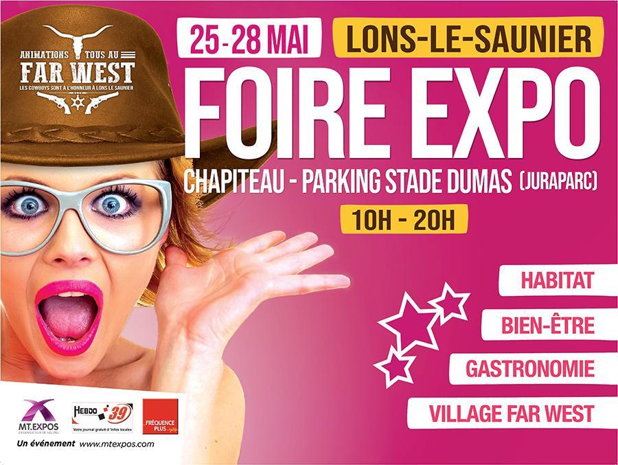 Foire expo Lons le Saunier