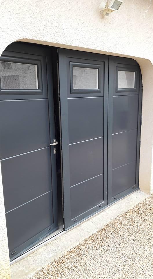 Pose et remplacement portes de garage manuelles et motoris es for Garage bmw lons le saunier