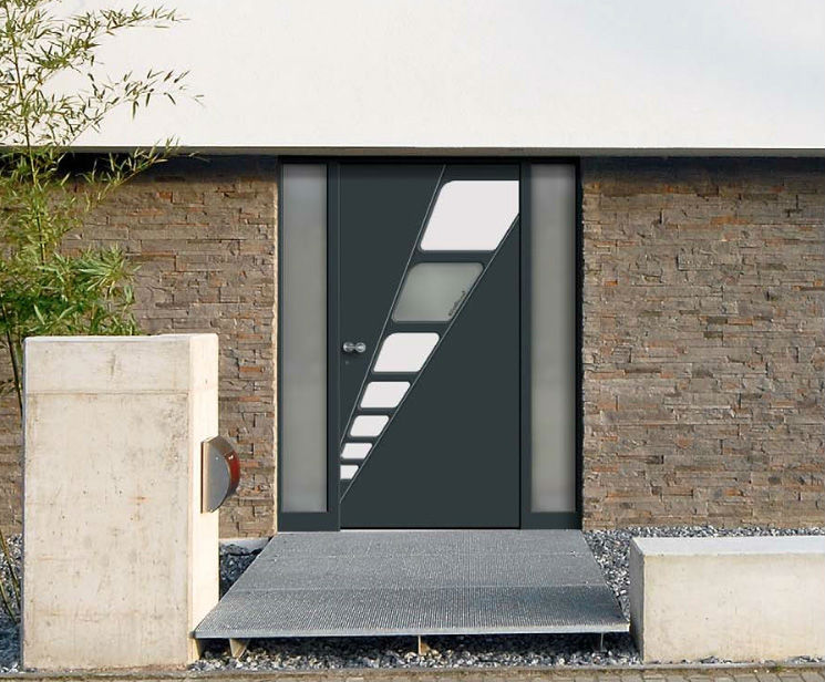 rodenberg portes d 39 entr e. Black Bedroom Furniture Sets. Home Design Ideas