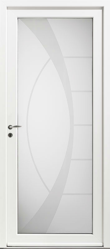 Zilten porte PVC Holly