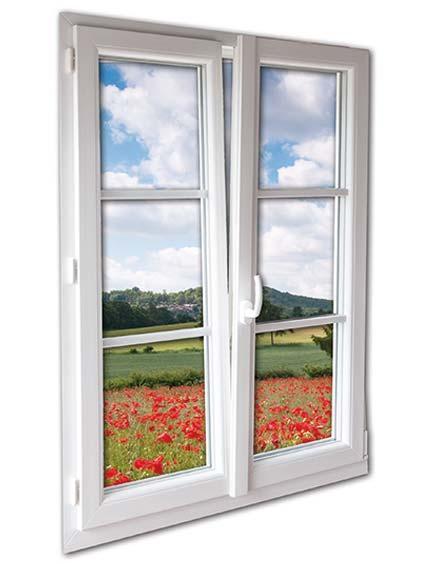 Fenêtre oscillo-battant