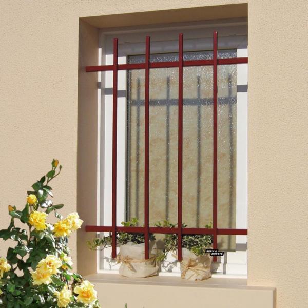 menuiserie arteba ferronnerie grilles de d fense barre d 39 appui de fen tre. Black Bedroom Furniture Sets. Home Design Ideas