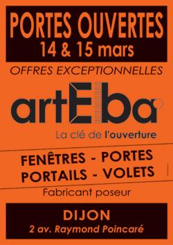 Portes Ouvertes ARTEBA Dijon
