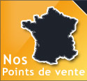 Points de vente ARTEBA
