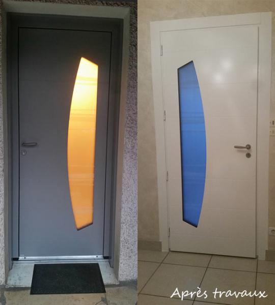 Superbe Porte Virgule Belu0027M