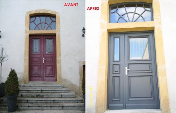 Menuisier Arteba  Pose De Portes DEntre Et Portes De Garage
