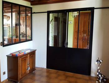 nos r alisations porte coulissante int rieure et verri re. Black Bedroom Furniture Sets. Home Design Ideas